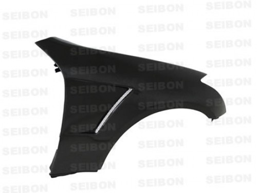 Carbon fibre wings for 2003-2007 Infiniti G35 2DR (10mm Wider) (pair)
