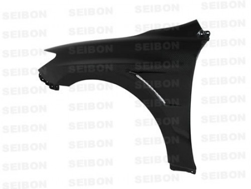 Carbon fibre wings for 2005-2010 Scion TC (10mm Wider) (pair)