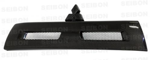 Carbon fibre front grille for 2008-2012 Mitsubishi Lancer EVO X