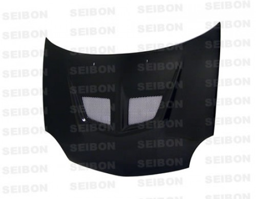 EVO-Style Carbon fibre bonnet for 2000-2002 Dodge Neon