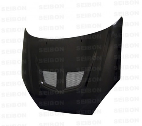 EVO-Style Carbon fibre bonnet for 2000-2004 Ford Focus