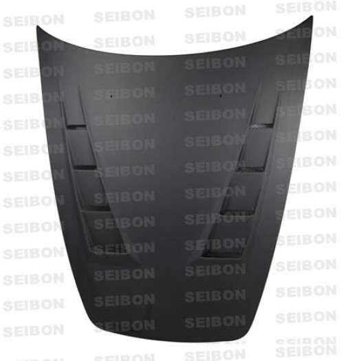 MG-style DRY CARBON bonnet for 2000-2010 Honda S2000..*ALL DRY CARBON PRODUCTS ARE MATTE FINISH!