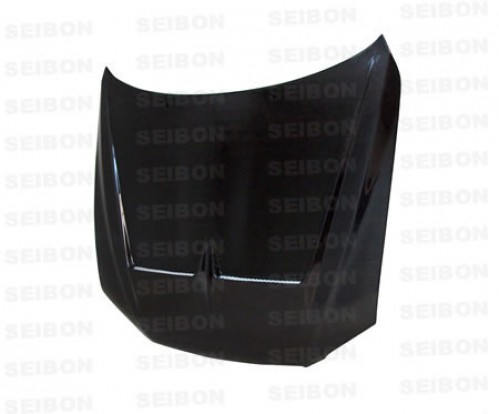 BX-style carbon fibre bonnet for 2000-2005 Lexus IS300