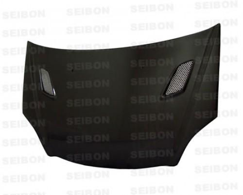 MG-style carbon fibre bonnet for 2002-2005 Honda Civic Si