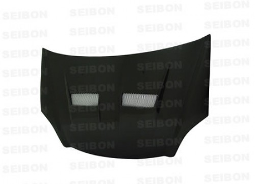 XT-style carbon fibre bonnet for 2002-2005 Honda Civic Si