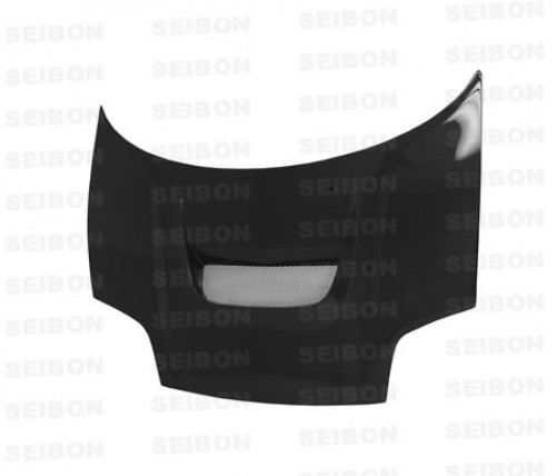 VSII-style carbon fibre bonnet for 2002-2006 Acura NSX