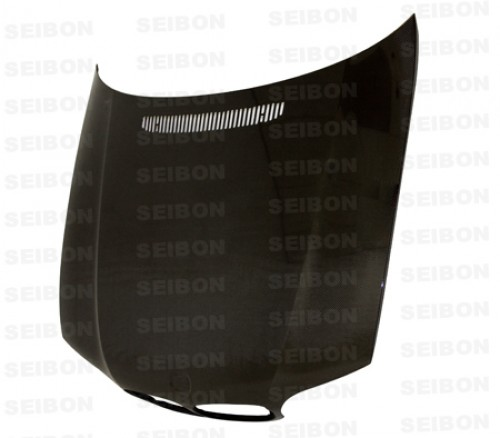 OEM-STYLE CARBON FIBRE BONNET FOR 2004-2006 BMW E46 3 SERIES COUPE