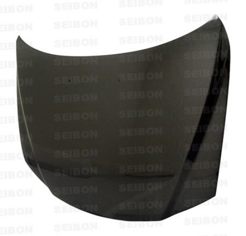 OEM-style carbon fibre bonnet for 2003-2006 Mazda 6