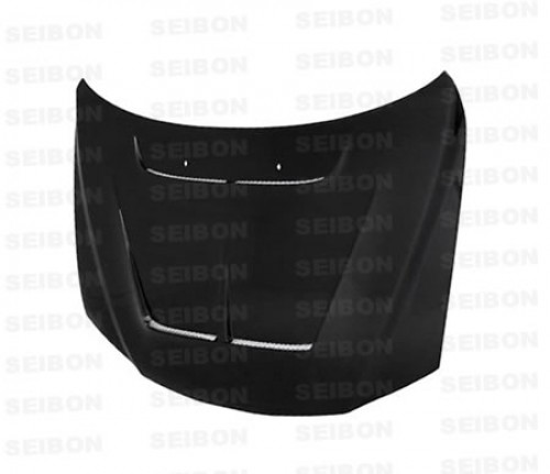 TM-style carbon fibre bonnet for 2003-2006 Mazda 6