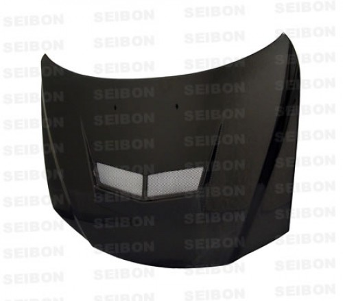 VSII-Style Carbon fibre bonnet for 2003-2006 Mazda 6