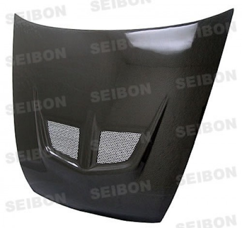 EVO-Style Carbon fibre bonnet for 2003-2007 Honda Accord Sedan