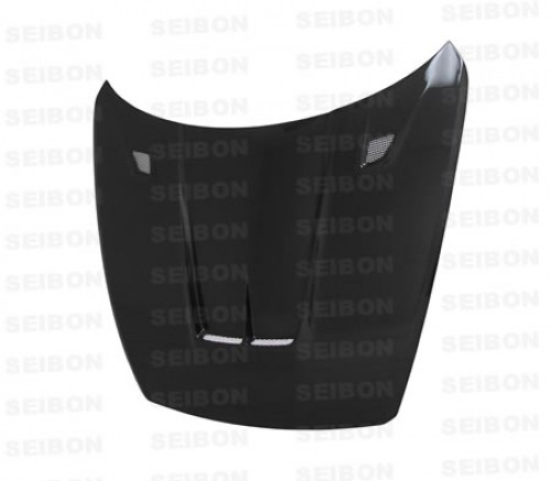TT style carbon fibre bonnet for 2004-2008 Mazda RX8