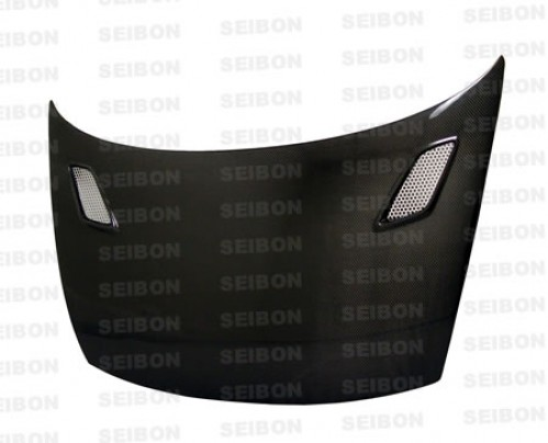 MG-style carbon fibre bonnet for 2006-2010 Honda Civic 2DR
