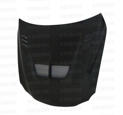 TS-style carbon fibre bonnet for 2006-2012 Lexus IS250/350/C