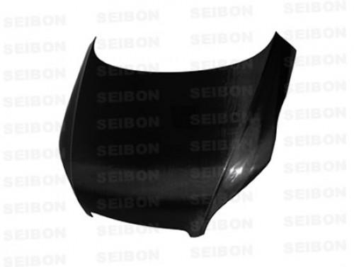 OEM-style carbon fibre bonnet for 2007-2010 Audi TT