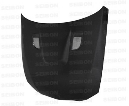 BM-STYLE CARBON FIBRE BONNET FOR 2007-2010 BMW E92 3 SERIES COUPE