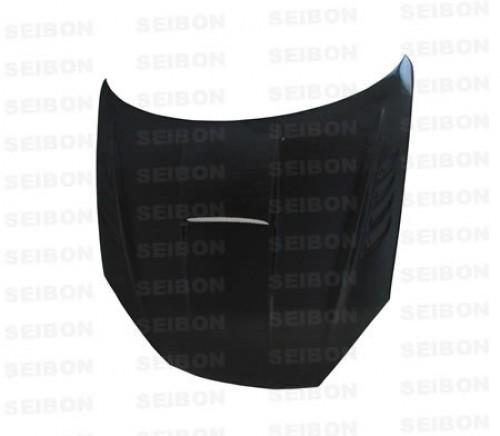 SC-style carbon fibre bonnet for 2007-2008 Hyundai Tiburon