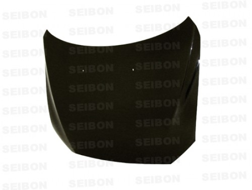 OEM-style carbon fibre bonnet for 2008-2010 Mitsubishi Lancer