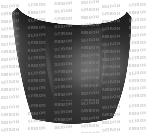 OEM-style DRY CARBON bonnet for 2009-2014 Nissan 370Z..*ALL DRY CARBON PRODUCTS ARE MATTE FINISH!