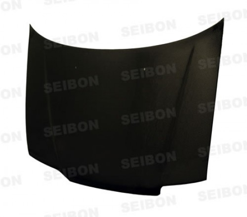 OEM-style carbon fibre bonnet for 1988-1991 Honda Civic 4DR
