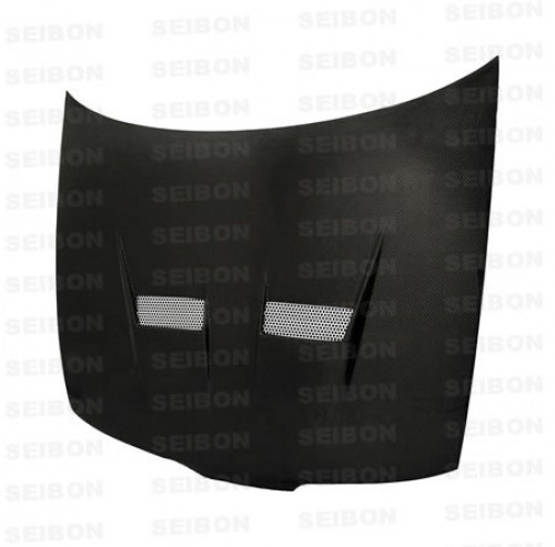 XT-style carbon fibre bonnet for 1990-1993 Acura Integra