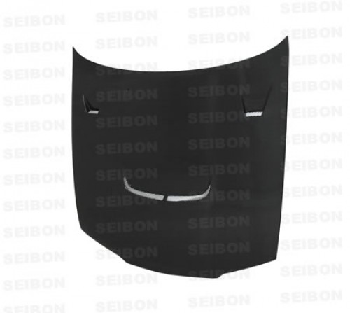 JU-style carbon fibre bonnet for 1990-1994 Nissan Skyline R32