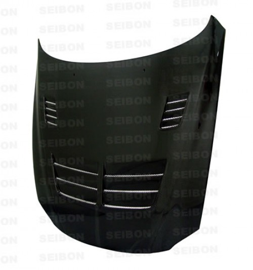 TSII-style carbon fibre bonnet for 1992-2000 Lexus SC300/SC400