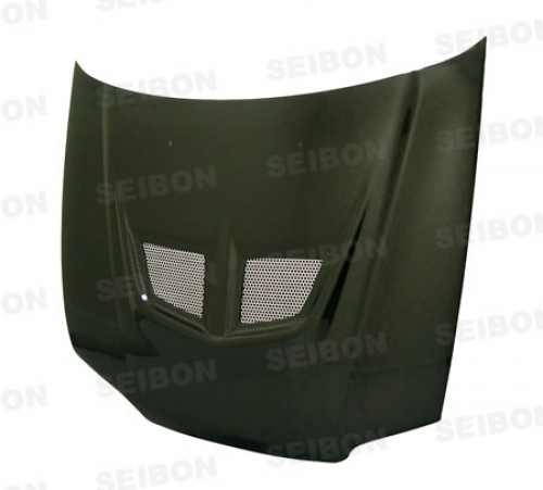 EVO-style carbon fibre bonnet for 1992-1995 Honda Civic 2DR/3DR