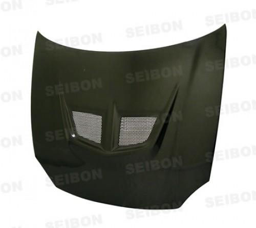 EVO-style carbon fibre bonnet for 1993-1997 Honda Del Sol