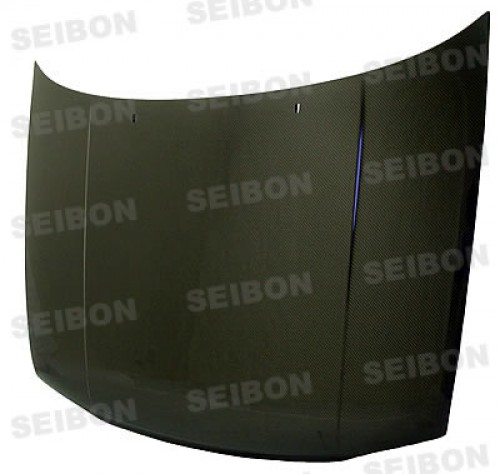 OEM-style carbon fibre bonnet for 1993-1998 Volkswagen Golf III
