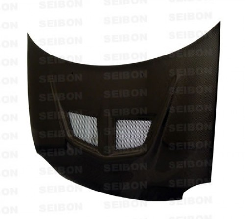 EVO-Style Carbon fibre bonnet for 1994-1999 Dodge Neon