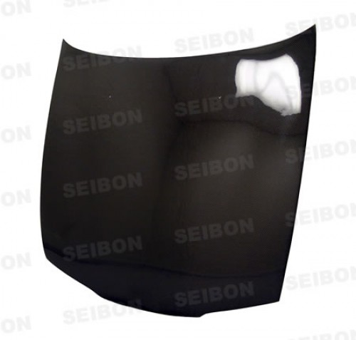 OEM-style carbon fibre bonnet for 1995-1996 Nissan 240SX