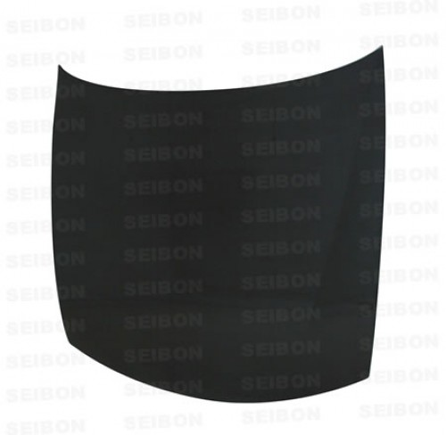 OEM-style carbon fibre bonnet for 1997-1998 Nissan 240SX