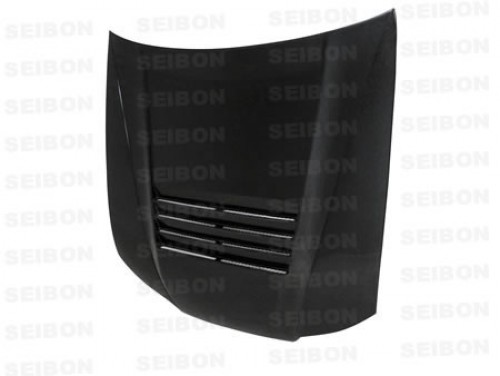 DS-style carbon fibre bonnet for 1999-2001 Nissan S15