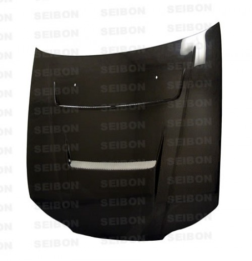 DV-style carbon fibre bonnet for 1999-2001 Nissan S15