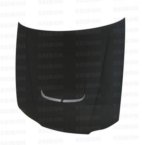 JU-style carbon fibre bonnet for 1999-2001 Nissan S15