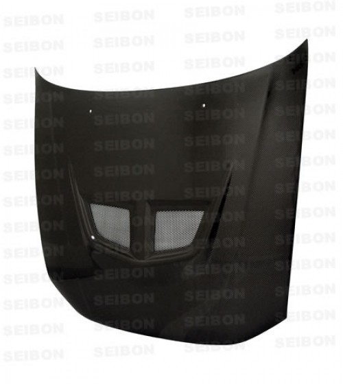 EVO-style carbon fibre bonnet for 1999-2003 Mitsubishi Galant