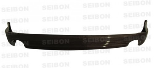 TS-style carbon fibre rear lip for 2006-2010 Lexus IS250/350