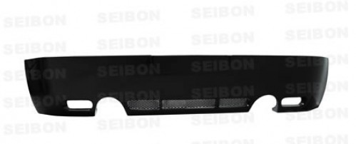 TT-style carbon fibre rear lip for 2006-2009 Volkswagen Golf GTI
