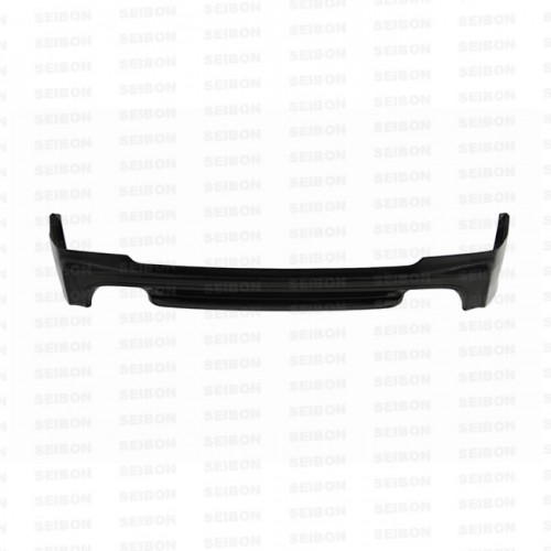 MG-style carbon fibre rear lip for 2008-2010 Honda Accord 4DR
