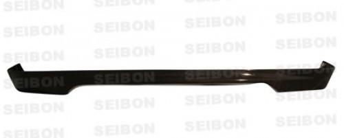 TR-style carbon fibre rear lip for 1996-2000 Honda Civic HB