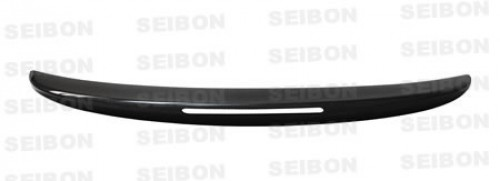 OEM-style carbon fibre rear spoiler for 2008-2010 Infiniti G37 2DR