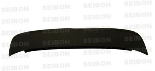 SP-style carbon fibre rear spoiler for 1992-1995 Honda Civic HB