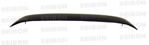 OEM-style carbon fibre rear spoiler w/LED for 1996-2000 Honda Civic HB