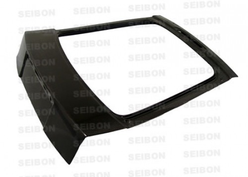OEM-style carbon fibre boot lid for 2000-2005 Toyota Celica