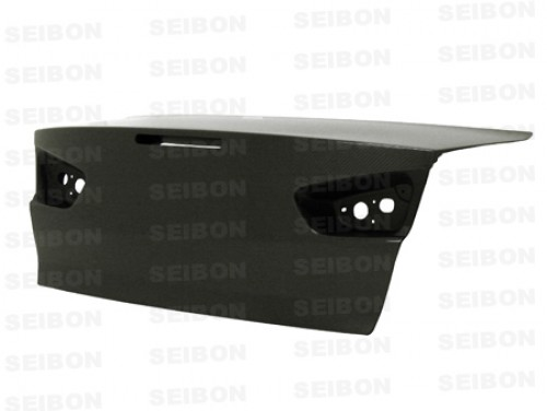 OEM-style carbon fibre boot lid for 2008-2012 Mitsubishi Lancer EVO X