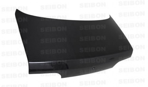 OEM-style carbon fibre boot lid for 1990-1994 Nissan R32