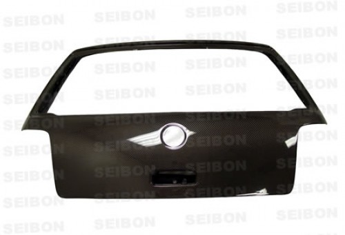 OEM-STYLE CARBON FIBRE BOOT LID FOR 1999-2006 VOLKSWAGEN GOLF