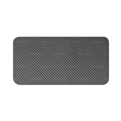 CARBON FIBRE LICENSE PLATE