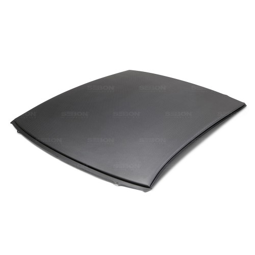 DRY CARBON ROOF REPLACEMENT FOR 2016-2019 HONDA CIVIC COUPE*